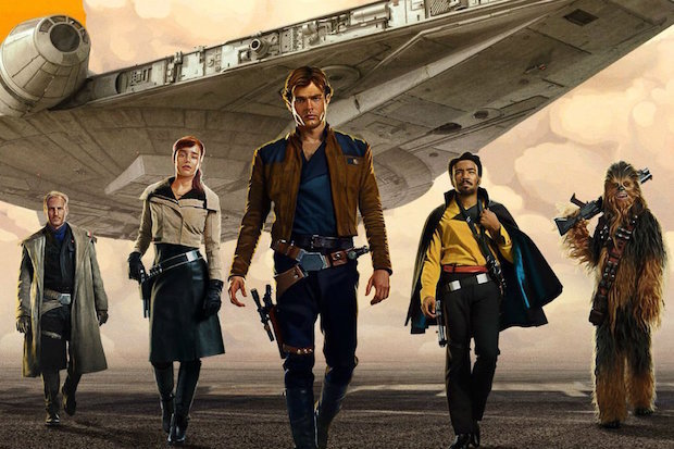 [Critique] Solo : A Star Wars Story, sortez les pop-corns
