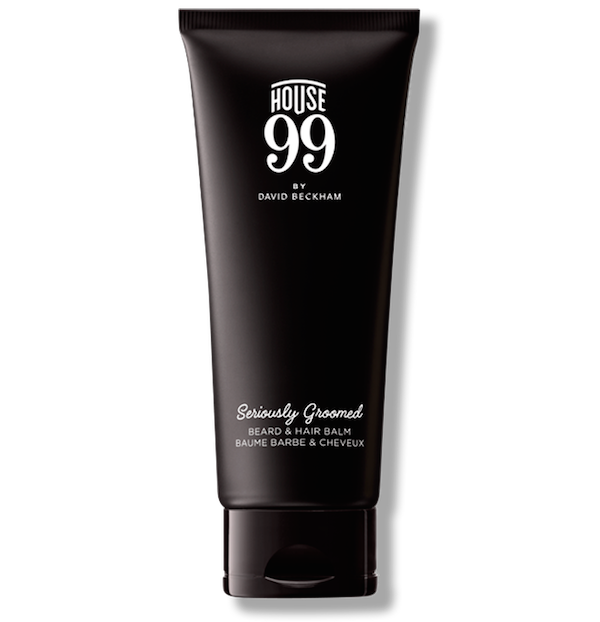 house 99 avis test David Beckham baume barbe et cheveux