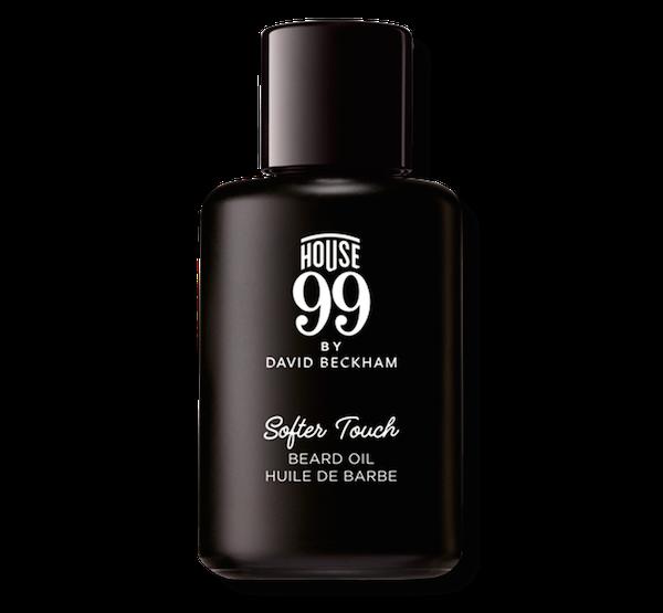 house 99 avis test David Beckham huile de barbe