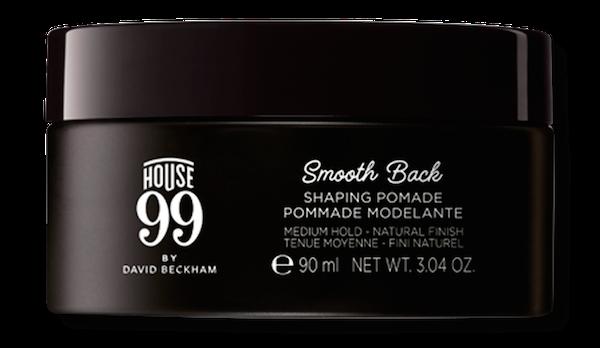house 99 avis test David Beckham pommade modelante