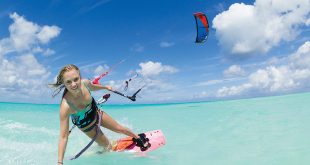kite surf kite comment faire