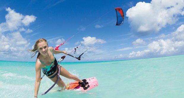 kite surf kite comment faire