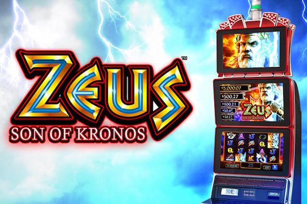 Zeus, la machine à sous qui nous plonge au cœur de la mythologie grecque!