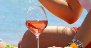 vin rose printemps