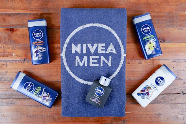 [Test & Avis] Les produits NIVEA MEN X PSG !