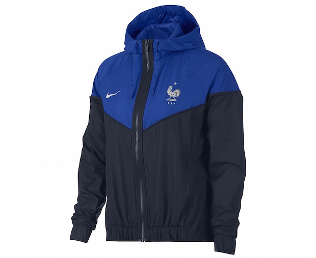 kit supporter equipe de france 2018 veste