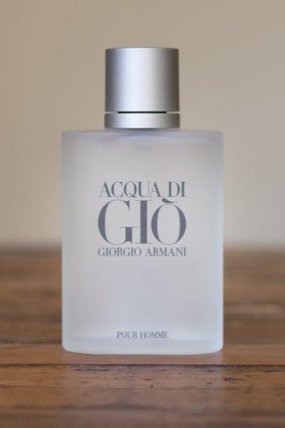 acqua di gio avis giorgio armani test parfum homme