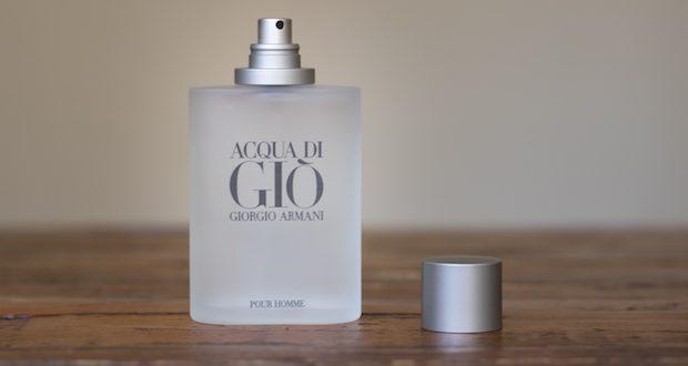 acqua di gio avis giorgio armani test parfum homme blog