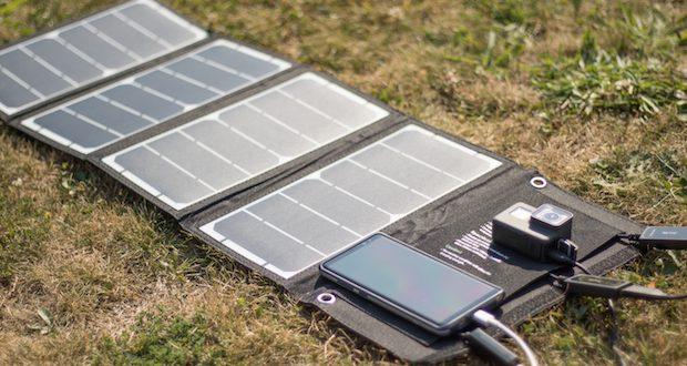 chargeur solaire usb test avis