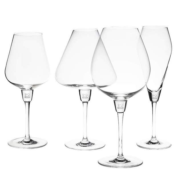 choisir verre en fonction du vin