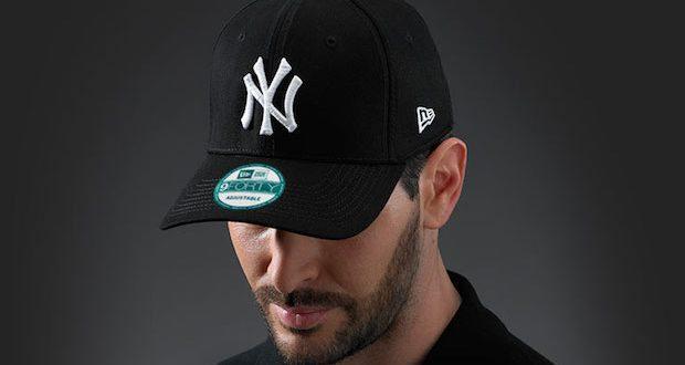 concours casquette new era noire