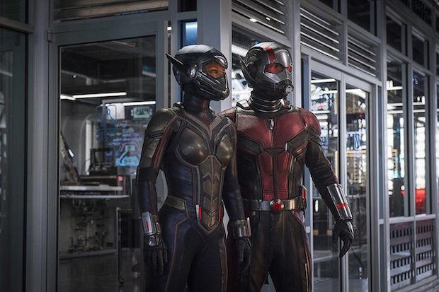 [Critique] Ant-Man et la Guêpe : un Marvel sympathique