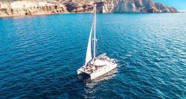 preparer une croisiere en catamaran