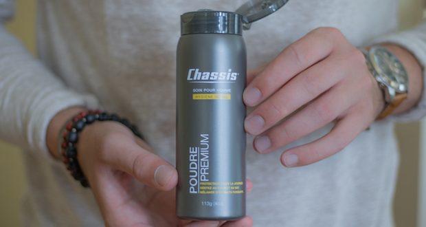 [Tests & Avis] Chassis, la poudre qui remplace vos déodorants !