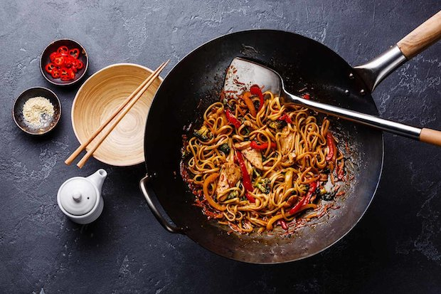 wok fourniresto