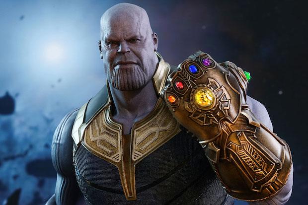 [Test Blu-Ray 4K UHD] Avengers Infinity War