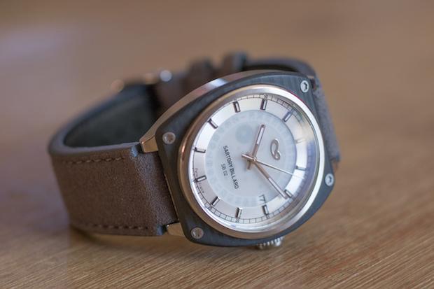 [Test] Sartory Billard SB02 – Une montre personnalisable !
