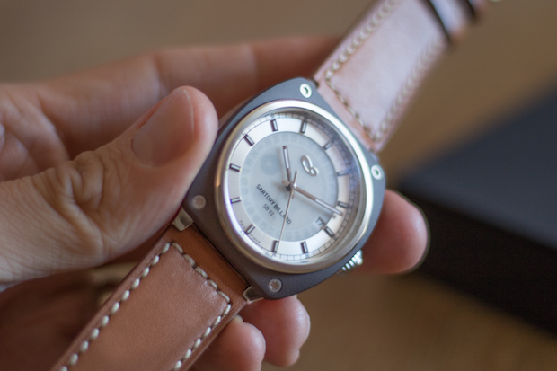 test montre sartory billard avis blog SB02 46-2