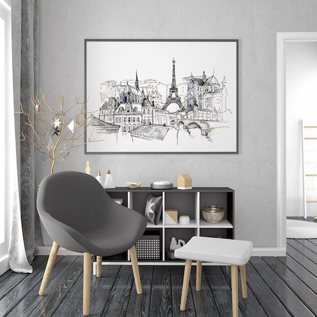 art parisien interieur 1