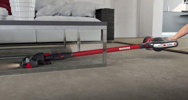 CONCOURS – Gagnez le nouvel aspirateur-balai de Hoover !