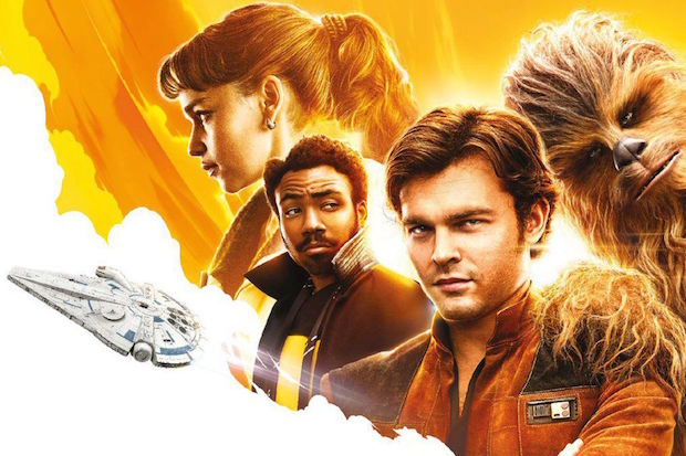 [Test Blu-Ray 4K UHD] SOLO : A Star Wars Story