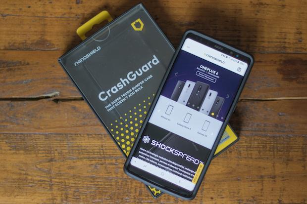 rhinoshield test avis coque smartphone 96