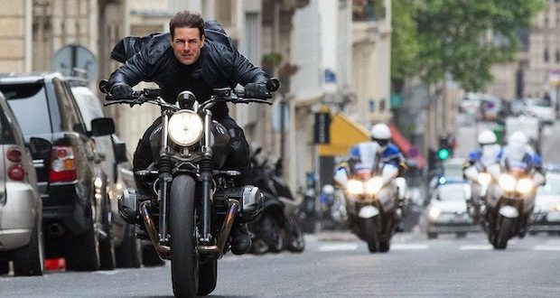 test bluray 4k mission impossible fallout uhd avis MI6