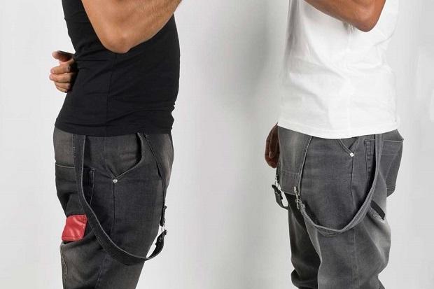 EDONIIJEANS : Le jean sarouel à la mode urbaine