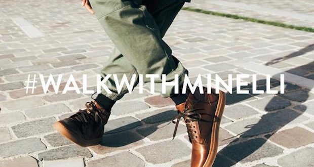 chaussure look homme