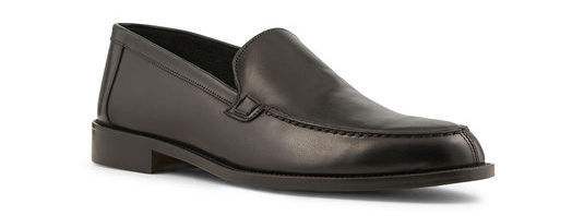 chaussure look homme mocassin