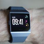 fitbit ionic test avis de la montre