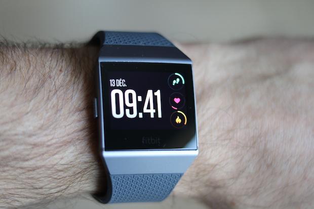 [Test & Avis] Fitbit Ionic, la montre connectée idéale !