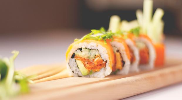 soiree netflix kit sushi