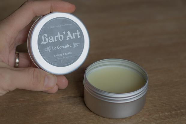 test barbart avis produit barbe baume