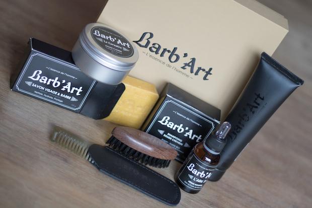 [Test & Avis] Barb'Art, des produits sains pour la barbe