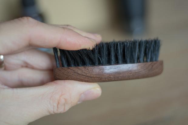 test barbart avis produit barbe brosse