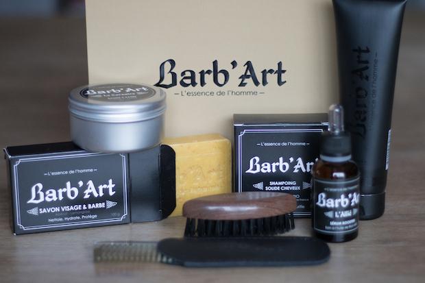 test barbart avis produit barbe