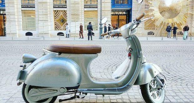2 twenty scooter electrique look