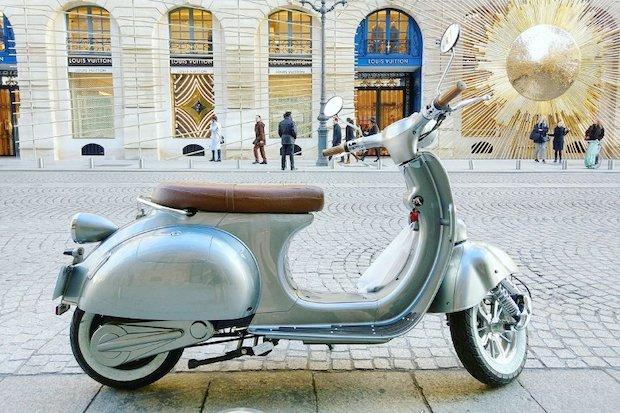 Le scooter électrique, à la ville comme à la campagne !
