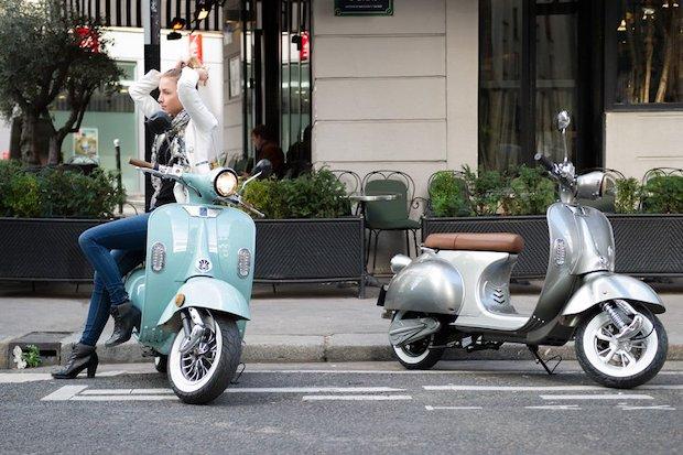 2 twenty scooter electrique