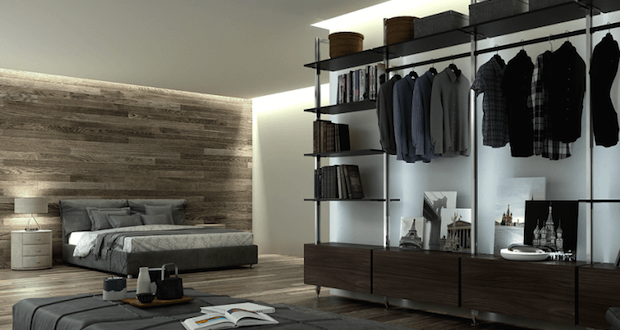 les accessoires pour votre dressing gentleman moderne. Black Bedroom Furniture Sets. Home Design Ideas