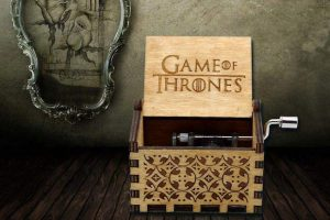 boite a musique film serie geek game of thrones