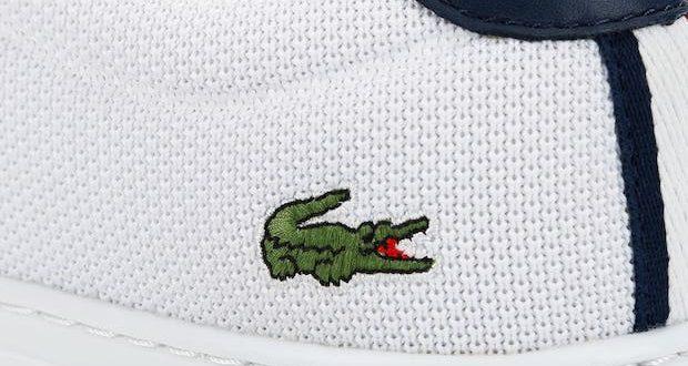 Les chaussures Lacoste 2019 – Collection printemps été