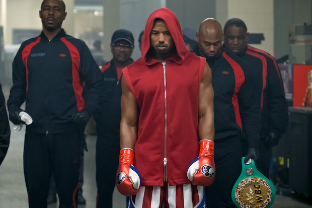 critique creed 2 michael b jordan