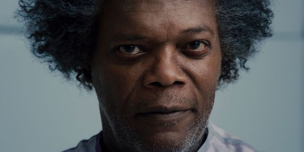critique glass film samuel l jackson