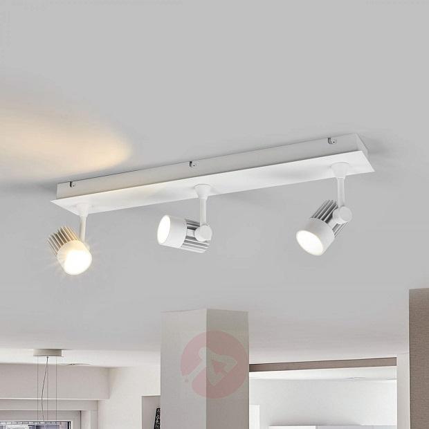 spot led encastrable saillie meilleures lampes bon eclairage mise en valeur