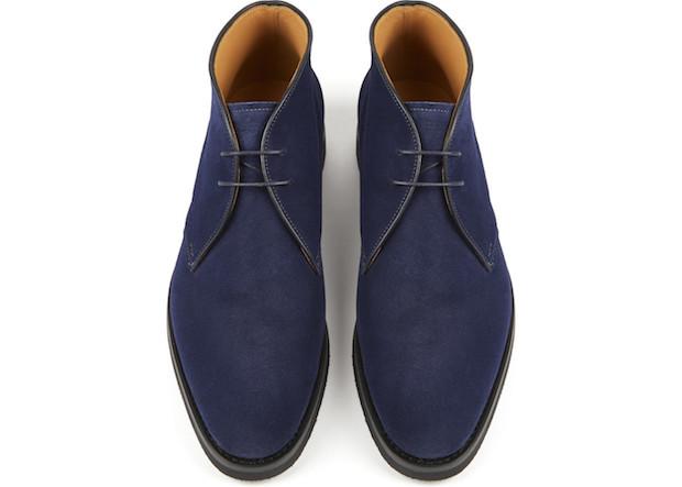 chaussure desert boots heschung