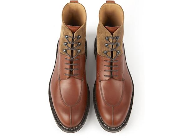 chaussure heschung boots ginkgo