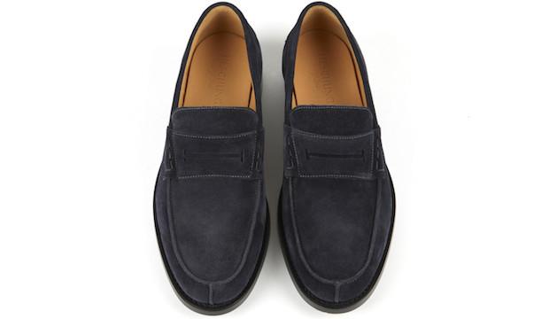 chaussure heschung thym mocassin