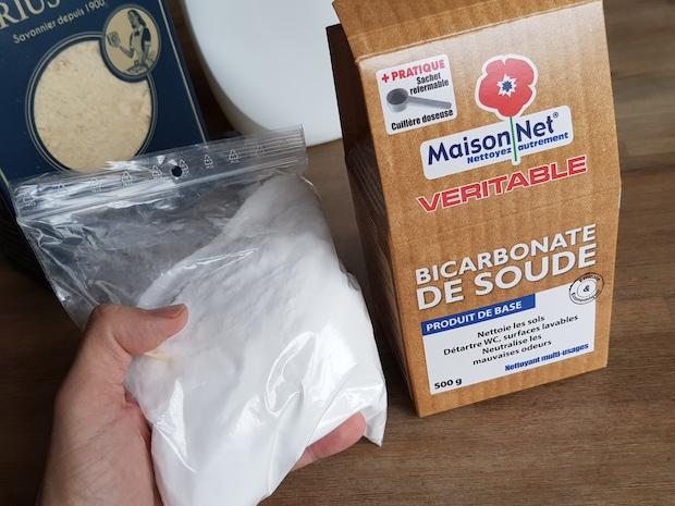 recette lessive maison faite soi meme bicarbonate de soude